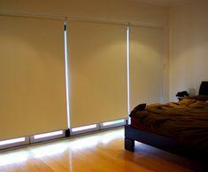 Solar Shades & Panel Blinds :: Cloth & Colors :: Solar-Screen-Shades.com