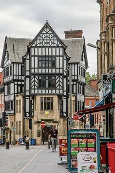 King Street, Leicester, England