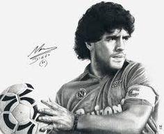diego armando maradona. #ilovenapoli Football Soccer, Football Players, Maradona Tattoo, Ronaldinho Wallpapers, Messi, Argentina Soccer, Diego Armando, Staff Uniforms, Soccer Quotes