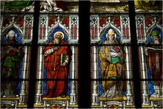 Cologne Cathedral - Stained glass