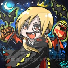 Happy Halloween XDXD by shirodebby on DeviantArt