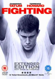 Poster of Fighting 2009 Full Movie BRRip 480p 300Mb Dual Audio Extended Cut