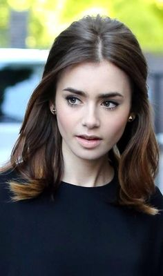 Lily Collins ♥ absolute perfection