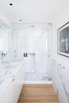Le quartz, grand favori de la salle de bain | Magazine | La Pièce