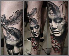 Timur Lysenko-Tattoo-Ink-InkObserver-Surrealism-Geometric-Wrocław-Poland-Rock'n'Roll Tattoo and Piercing 11