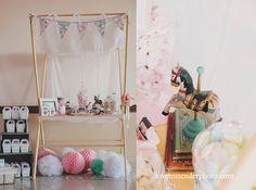 Tenderete Candy Bar de Happy Party fotografiado por love me tender photo