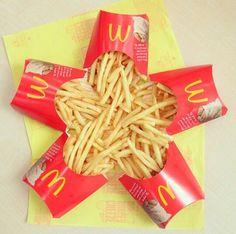 Marvelous McDonalds Fries