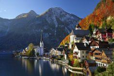 Halstatt, Oostenrijk - © Thinkstock