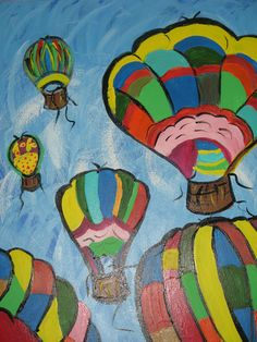Up Up and Away - kmb