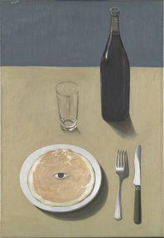 René Magritte   1898-1967, Belgium   1935   Museum of Modern Art, NYC