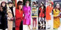 Lea Michele - Glee outfits