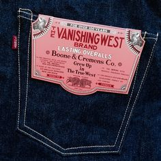 Freewheelers 601XX Jeans. (made in japan, desolation row, selvage, jeans, the vanishing west)