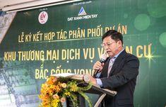 Chủ đầu tư BPS cam kết tiến độ dự án khu TMDV và dân cư Bắc Cống Vong - Aqua Melody Phan
