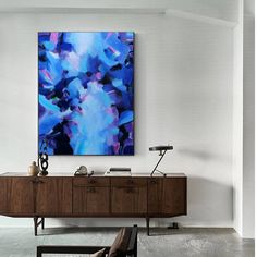 Commission artwork to compliment your interior decor Blue Abstract, Compliments, Flat Screen, Interior Decorating, Contemporary, Artist, Artwork, Blood Plasma, Work Of Art
