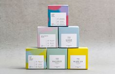 Melez Tea | Tea Box on Behance