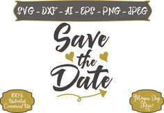 Save the Date SVG - Engagement SVG - Wedding SVG - Bride svg - Proposal - Files for Silhouette Studio/Cricut Design Space by MorganDayDesigns on Etsy