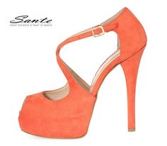 Image uploaded by Sante Shoes. Find images and videos about fashion, heels and sante shoes on We Heart It - the app to get lost in what you love. Christian Siriano, Christian Louboutin, Walmart Clearance, Shoe Dazzle, Shoe Shop, Online Boutiques, Salvatore Ferragamo, Peep Toe, Shoes Heels