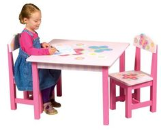 $217.00  (CLICK IMAGE TWICE FOR UPDATED PRICING AND INFO)  Childrens Table and Chairs - Butterfly Table & Chair Set - Guidecraft - G83362.See More Childrens Table & Chair Sets at http://www.zbuys.com/level.php?node=4031=childrens-table-chair-sets