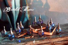 Bottled Fame Potion  WIZARD RANGE van PixieDustMiniatures op Etsy, $9.00