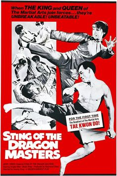 Sting Of The Dragon Masters - 1973 - Movie Poster