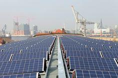 Auch auf Solarenergie setzen wir von HAMBURG ENERGIE: http://www.hamburgenergie.de/privatkunden/energieerzeugung/solarenergie/ #hamburg #hafen #hamburgerhafen #solarenergie #photovoltaik #erneuerbareenergien