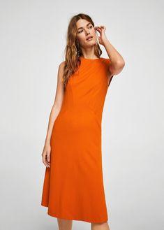 MANGO - vestidos primavera-verão 2018