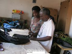let's support a sewing school in Zambia - http://www.sewpowerful.org