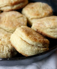 How to Make Easy Flaky Buttermilk Biscuits