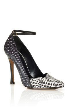 Derek Lam sea snake sandal