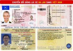 Hướng dẫn cấp đổi bằng lái xe Ba Lan sang Việt Nam cấp tốc, qua mạng. Nhận thủ tục chuyển đổi giấy phép lái xe Ba Lan sang Việt Nam giá rẻ tại Việt Nam.