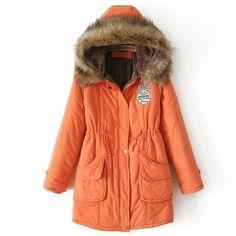 Long Jackets, Outerwear Jackets, Long Coats, Winter Jackets Women, Coats For Women, Fur Jacket, Jacket Style, Plus Size Hoodies, Parka Coat