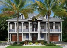 Coral Bay House Plan by Weber Design Group | Architecture & Planning