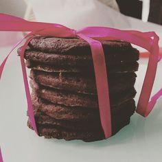 czekoladowo-orzechowe ciastka  #cookies #chocolate #glutenfree #sugarfree #cleaneating #czystamicha