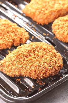 Easy Baked Pork Chop Recipes With Bread Crumbs.Italian Panko And Parmesan Crusted Pork Chops For The . Easy Oven Fried Pork Chops Recipe Allrecipes Com. Breaded Pork Chops Baked Mostly Homemade Mom. Home and Family Breaded Pork Chops Oven, Easy Baked Pork Chops, Best Fried Pork Chops, Fried Boneless Pork Chops, Pork Sirloin Chops, Pork Roast, Shake And Bake Pork, Easy Pork Chop Recipes, Pork Recipes
