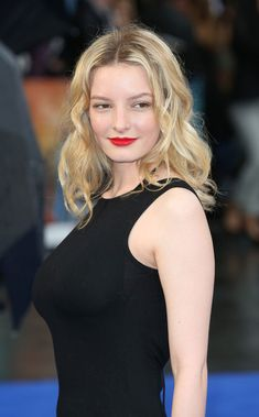 "Dakota Blue Richards attends the UK Premiere of ""X-Men: Days of Future Past"" at Odeon Leicester Square on May 12, 2014 in London, England."