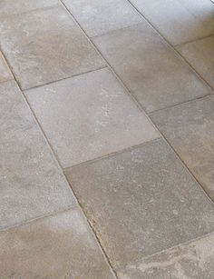 Dalle de France Limestone. Quarried and shaped with special techniques to precisely match the look of existing antique stone floors for chateaux, museums and palaces in France.