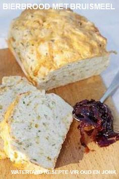 Picture South African Dishes, South African Recipes, Bread Machine Recipes, Bread Machines, Bread Recipes, Yummy Recipes, Recipies, Kos, Good Food
