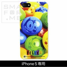 カスタムカバー iPhone 5 FELIX THE CAT(マーブルチョコレート))【メール便発送可能】【楽天市場】