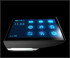 Rufus Cuff Smartwatch