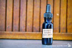 Rosehip & Tamanu Healing Facial Serum - Humblebee & Me