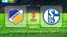 APOEL vs Schalke 04 (17 Sep 2015) Live Stream Links