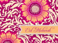 Dribbble - Eid Mubarak (Greeting Card Design) by Faheema Patel