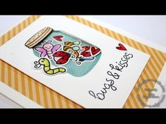 Step by step video on creating a shaker card using Lawn Fawn stamps and dies. Blog post: http://www.clips-n-cuts.com/2015/02/spotlight-lawn-fawn-day-1/ ——— S...