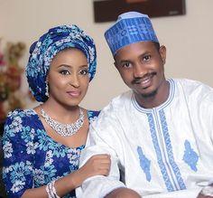 Nigerian Hausa wedding