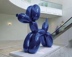 Jeff Koons, Balloon Dog(date not listed) pop art/ contemporary art Jeff Koons, Balloon Dog Sculpture, Sculpture Art, Mass Culture, Balloon Animals, Animal Balloons, Museum Of Contemporary Art, Contemporary Sculpture, Blue Mirrors