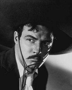 Marlon Brando as Emilio Zapata in in Viva Zapata!