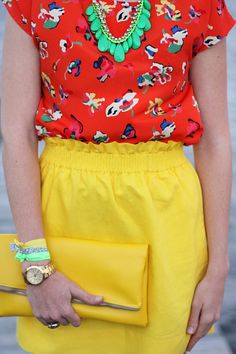 Bold Color and Prints