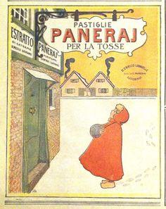 1902 PANERAJ PASTIGLIE PER LA TOSSE it.picclick.com