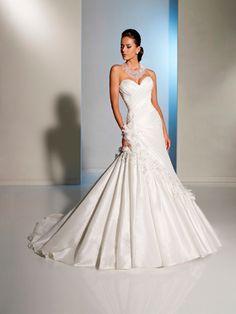 Vestido de Noiva - Y11210