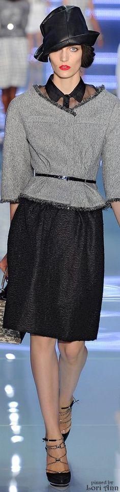 Christian Dior Spring 2012 RTW